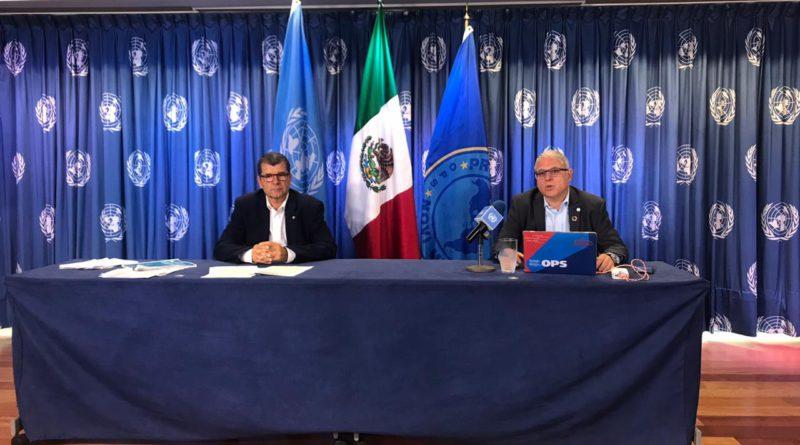 """México se encuentra en una situación """"extremadamente compleja"""" por la pandemia de COVID-19, dice OPS"""
